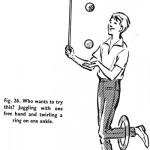 Ambitious juggling tricks but a show-closer no less