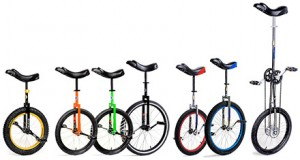 New Unicycles