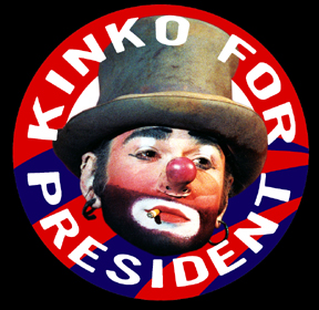 Kinko the Clown