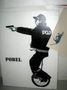 Graffiti cops