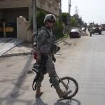 Infantry man