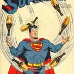 Superman's 6-club shower