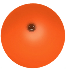 Russian Ball in Orange