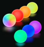 Lighted Balls
